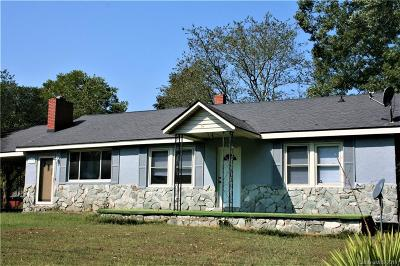 Lincolnton NC Single Family Home For Sale: $179,900