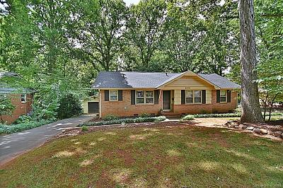 Single Family Home Active Under Contract: 6114 Netherwood Drive