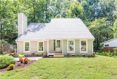Charlotte Single Family Home For Sale: 311 Meadowbrook Road
