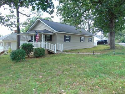 Rowan County Single Family Home Under Contract-Show: 311 Goldston Street