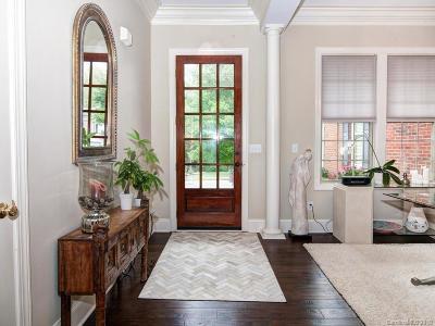 Charlotte Single Family Home For Sale: 9318 Hanlin Court