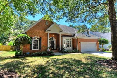 Single Family Home For Sale: 6628 Fairhope Court