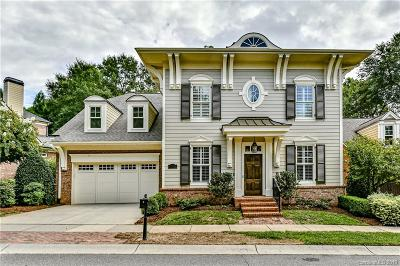 Single Family Home For Sale: 6715 Conservatory Lane