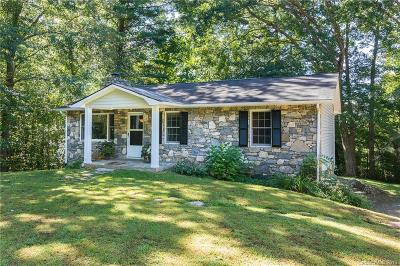 Asheville Single Family Home Under Contract-Show: 57 Hickory Drive