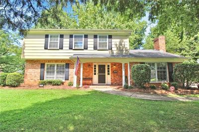 Single Family Home For Sale: 3901 Blowing Rock Way