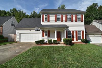 Charlotte Single Family Home Under Contract-Show: 3829 Sipes Lane