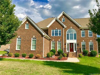 Mint Hill Single Family Home For Sale: 8334 Olde Stonegate Lane