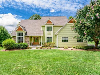 Weaverville Single Family Home For Sale: 104 Twin Courts Drive