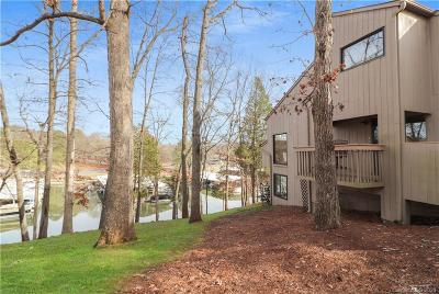 Clover, Lake Wylie Condo/Townhouse For Sale: 64 Ridgeport Road