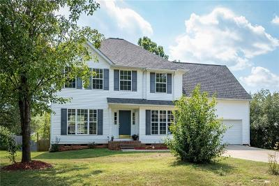 Waxhaw Single Family Home Under Contract-Show: 108 Southcliff Drive