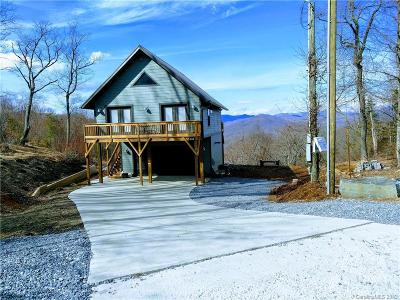 Black Mountain Single Family Home Under Contract-Show: 282 Old Bald Mountain Road