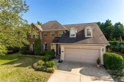 Charlotte Single Family Home Under Contract-Show: 12021 Wyche Lane