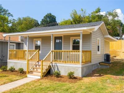 Asheville Single Family Home For Sale: 100 Joyner Avenue