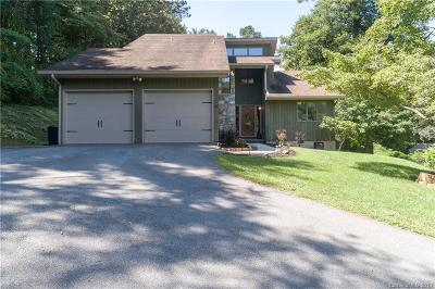 Candler Single Family Home For Sale: 651 Monte Vista Road