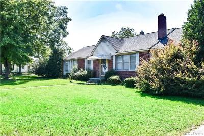 Single Family Home For Sale: 4342 Kershaw Camden Highway