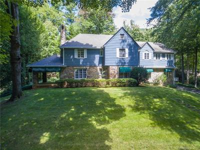 Montreat Single Family Home For Sale: 167 Virginia Road