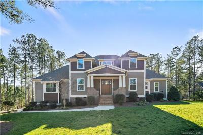 Lancaster Single Family Home For Sale: 6010 Chimney Bluff Road