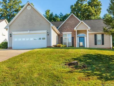Asheville Single Family Home For Sale: 208 E Farm Creek Drive