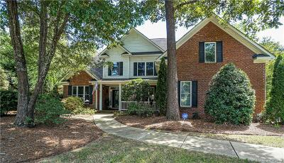 Rock Hill Single Family Home For Sale: 1593 Merrill Place
