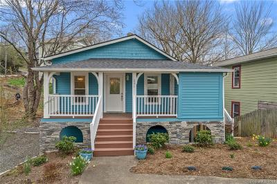 Asheville Single Family Home For Sale: 231 Short Flint Street