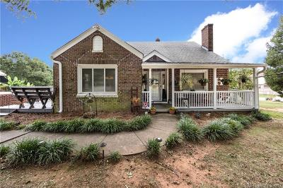 Belmont Single Family Home For Sale: 500 Belmont-Mt Holly Road