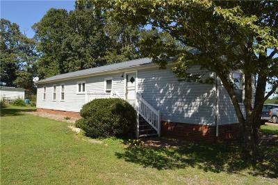 Catawba County Single Family Home For Sale: 2562 Cindi Lane