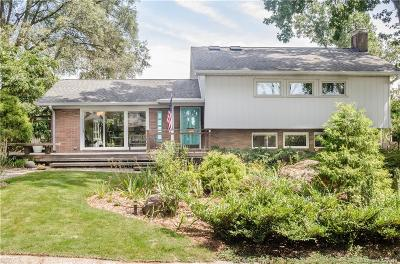 Charlotte Single Family Home Under Contract-Show: 3909 Haverhill Drive