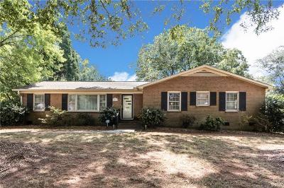 Charlotte Single Family Home For Sale: 3835 Stokes Avenue