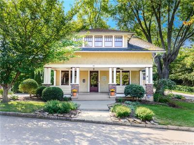 Asheville Single Family Home For Sale: 35 Hillside Street