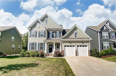 Charlotte Single Family Home Under Contract-Show: 11512 Glowing Star Drive