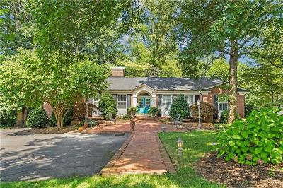 Catawba County Single Family Home For Sale: 1064 6th Avenue NW