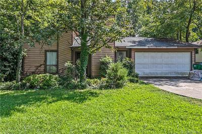 Single Family Home For Sale: 4626 Butterwick Lane