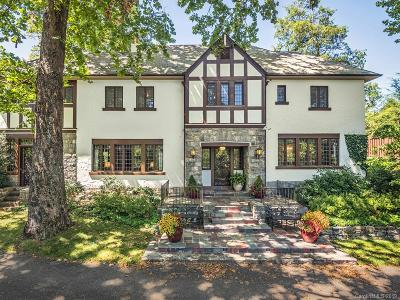 Asheville Single Family Home For Sale: 138 W Avon Parkway