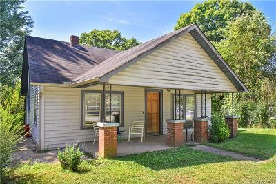 Asheville Single Family Home For Sale: 300 Deaverview Road
