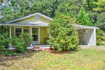Swannanoa Single Family Home For Sale: 14 Marker Lane