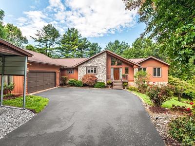 Hendersonville Single Family Home For Sale: 211 Red Bird Lane