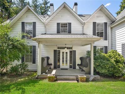 Asheville Single Family Home Under Contract-Show: 310 Vanderbilt Road