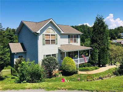 Weaverville Single Family Home For Sale: 16 Worthington Lane