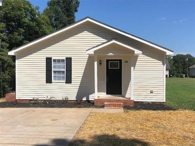 Union County Single Family Home For Sale: 313 Hill Street