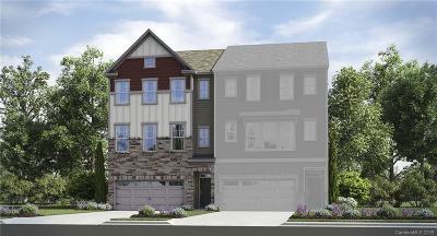 Charlotte Condo/Townhouse For Sale: 12120 Ardrey Park Drive #31