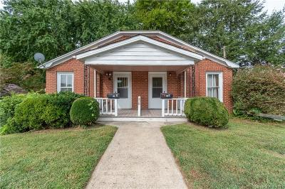 Mooresville Multi Family Home For Sale: 596 Broad Street