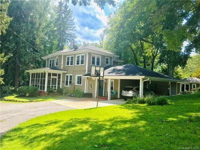 Hendersonville Single Family Home For Sale: 1905 Laurel Park Highway