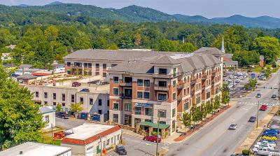Brevard Single Family Home For Sale: 29 W French Broad Street #416