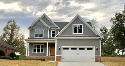 Single Family Home For Sale: 36 Divot Court