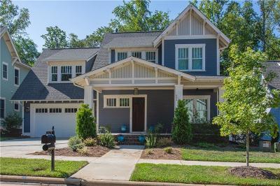 Davidson Single Family Home For Sale: 824 Patrick Johnston Lane