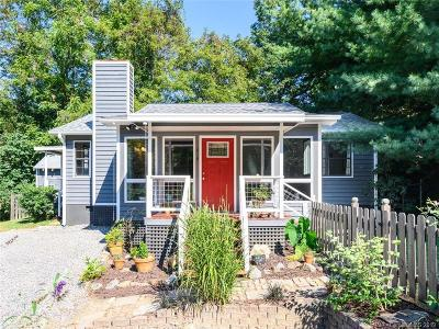 Asheville Single Family Home For Sale: 616 Sand Hill Road