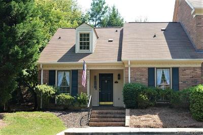 Charlotte Condo/Townhouse Under Contract-Show: 9000 Providence Colony Drive #D