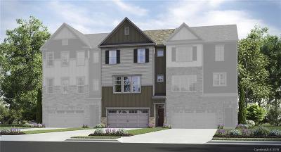 Charlotte Condo/Townhouse For Sale: 12120 Ardrey Park Drive #32