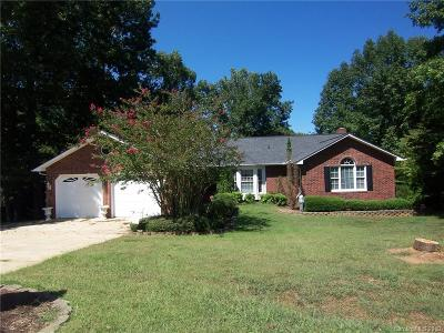 Cherryville Single Family Home For Sale: 146 Kester Drive