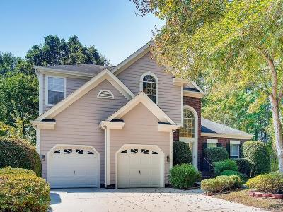 Charlotte Single Family Home For Sale: 6152 Robley Tate Court